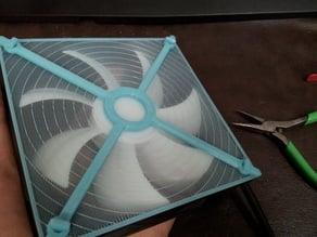 Air filter testing (3d printed)