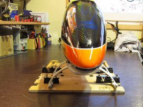 RC Helicopter Mount / Clamp
