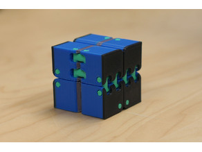 Multi-Color Kobayashi Fidget Cube