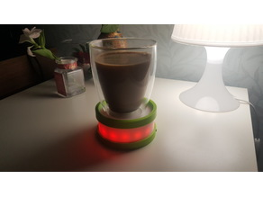 Night Lamp / Cup Holder