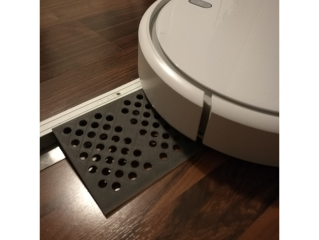 Roomba ramp - Ramp for vacuum robots by drdentz - Thingiverse