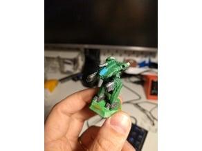 Marauder MWO Split for easier printing