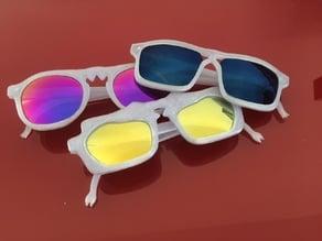 Fram3d Montures lunettes frames glasses