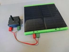 fischertechnik 6V 1W solar power module 60x120 mm