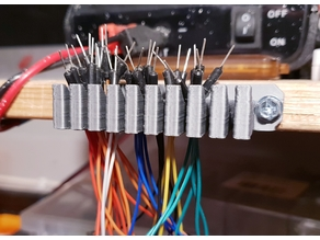 Cable Organizer (breadboard)