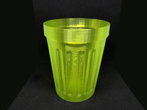 BV3D Desktop Trashcan (Vase Mode)