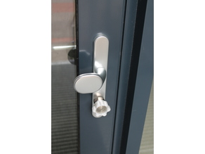SimonsVoss System 3060 compatible locking system handle