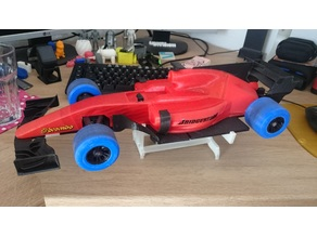 OpenRC F1 Workbench for 2017 Version