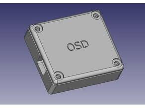 Mavlink-OSD / MinimOSD Case