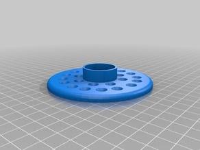 Aquarium filter sock muffler 4 inch