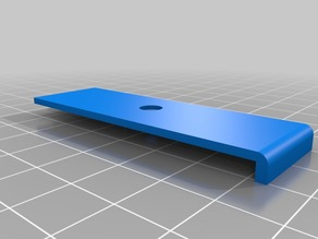 PEI Sheet Clamps for Printrbot Simple Metal