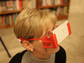 Foldable Cardboard Viewer