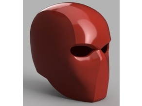 Red Hood Helmet (Batman)