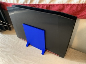 Dual Laptop Stand