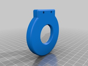 Chiron Adapter for Ender 3 Filament Holder Deluxe