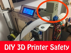 3d Printer Safety Device