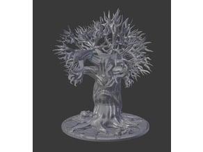 Tree Blight custom base