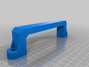 Hypercube & 30x30 Aluminum Profile Pull Handle