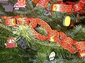 Mario Christmas Tree