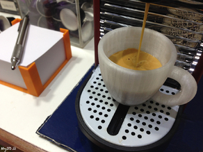 Espresso coffee cup 2