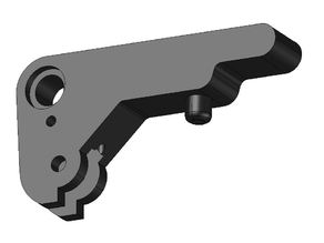 Extruder Replacement Tension Arm GeeeTech Prusa i3