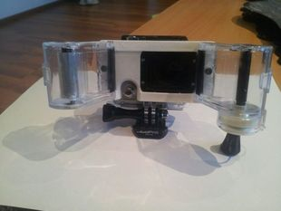 GoPro Hero3 Roll-Off System