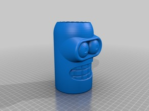 Bender Can Holder