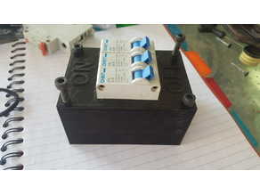 3Amp trip switch box and covers