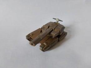Linear tank 1/144 Gundam SEED