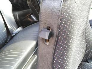 Lada Niva Seat Handle