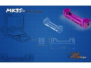 MK3S PTFE CUT Tool