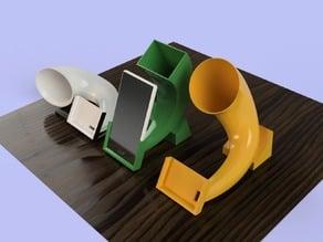 Smartphone Amplifier