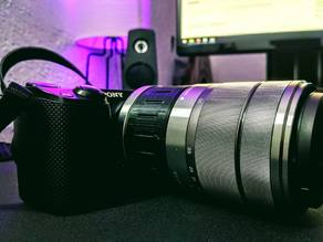 Sony E-mount Extension Tubes (perfect fit w/orientation knobs)