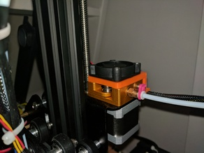Mk8 Filament/Feeder Cooler - 40mm Fan