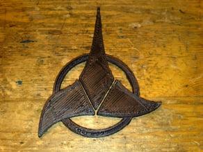 Klingon Insignia
