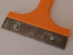 Handle for knife blade