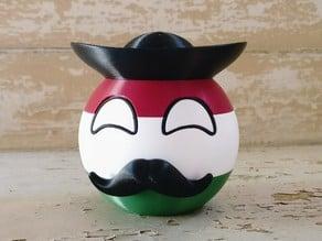 Betyár - Hungaryball