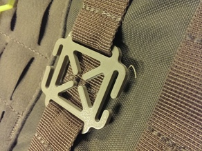 Molle translator for merges, turns, and diagonal angle changes