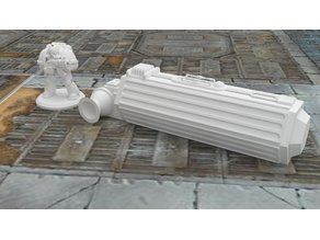 Scifi - Plasmagenerator - Tabletop