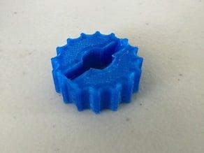 Wingnut Thumb Screw for Maker Select V2
