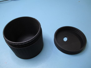 Screw top container MKII
