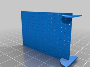 Desktop Pegboard