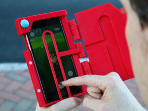 The GO Case: A Pokedex Aimer Phone Case!