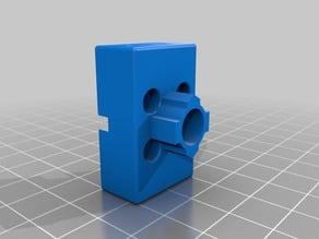 Robo 3D R1 Z-Axis Lead Screw Nut Coupler