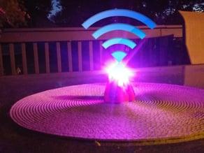 WiFireflyte: Solar Wifi Luminary