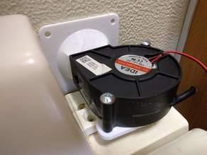 Thetford Electra Magic Toilet Vent