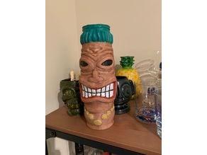 Big Tiki Totem
