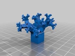 Pythagoras 3D tree
