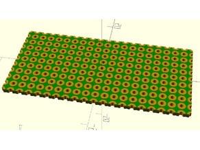 PCB prototype board customizer