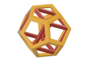 Cube in a Dodecahedron